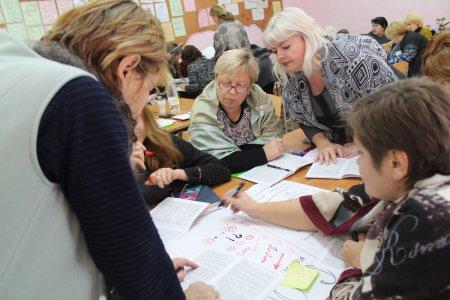 Развитие познавательных способностей учеников через командные формы работы на уроке