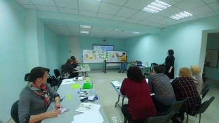 Курсы по применению интерактивной доски в работе учителя биологии, химии и географии